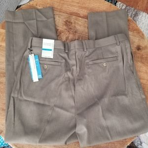 NWT Mens Perry Ellis Neo-Luxe Dress Pants